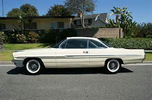 1961 Pontiac For Sale 1961 Pontiac Ventura For Sale Santa California