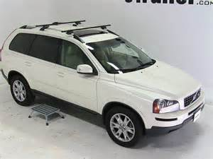 Volvo S40 Roof Rack Thule Roof Rack For Volvo Xc90 2007 Etrailer
