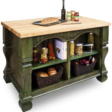 tuscan butcher block kitchen island by jeffrey alexander jeffrey alexander tuscan kitchen island with hard maple
