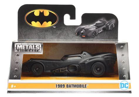 diecast metal 1 32 scale batman vehicle batmobile 1989 michael ke paulmartstore