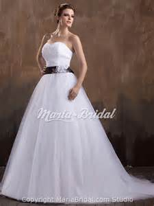 poofy wedding dresses non poofy wedding dresses images