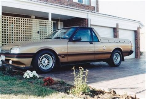 1987 Ford FALCON S PACK UTE (XF)   Bucknaked   Shannons Club