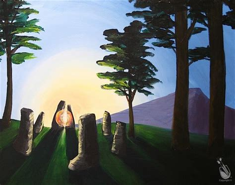 paint with a twist dewitt ny celtic standing stones friday march 10
