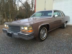 Cadillac Coupe 1984 1984 Cadillac Coupe 118 000 Classic Caddy