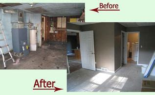 whole house remodel turns 70 s house into dream home youtube we converted our garage into a living space hometalk