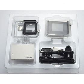 Paket Xiaomi Yi Lcd Display Set Paket Lcd 2 Special Pr extended battery and 1 5 inch lcd with waterproof