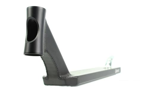 Pro Scooter Deck by Apex Pro Scooter Deck Black Myproscooter