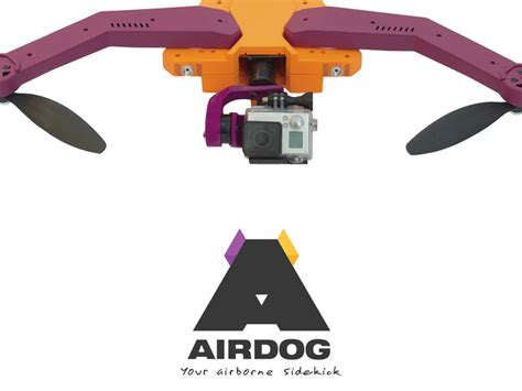 Drone Airdog airdog is a personal drone that records memorable moments of your