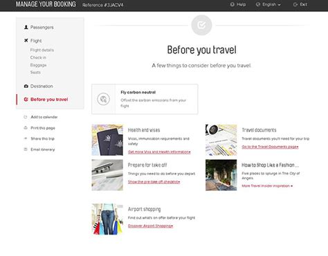 email qantas help manage your booking qantas