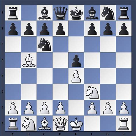 chess openings in pictures move by move books starting position in the ruy chess opening