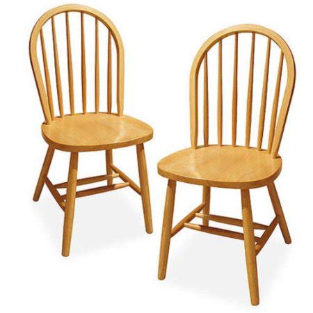 Dining Room 7 Piece Sets by Windsor Chair Set Of 2 Multiple Finishes Walmart Com