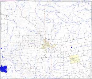 scurry map bridgehunter scurry county