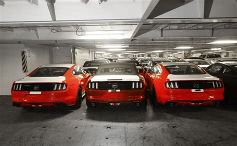 ford mustang 2015 dealers 2015 mustangs ship to dealers autos post