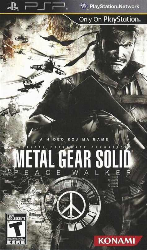 theme psp mgs peace walker metal gear solid peace walker for psp 2010 mobygames