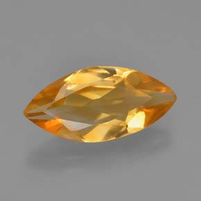 Citrine 2 7ct 2 7ct yellow golden citrine gem from brazil and