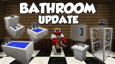 bathroom mod minecraft bathroom mod 1 7 10 1 7 2 1 6 4 minecraft minecraft