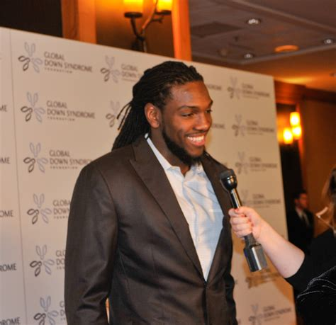 Gets Interviewed by Denver Nugget Kenneth Faried Gets Interviewed On The