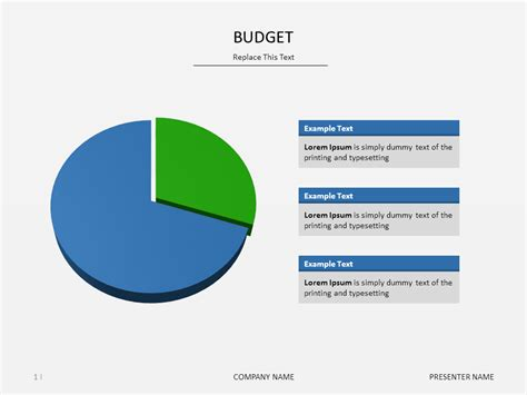 free powerpoint templates for budgets budget presentation template jipsportsbj info