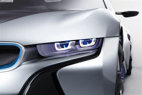 glow lights for cars bmw develops laser light for the car
