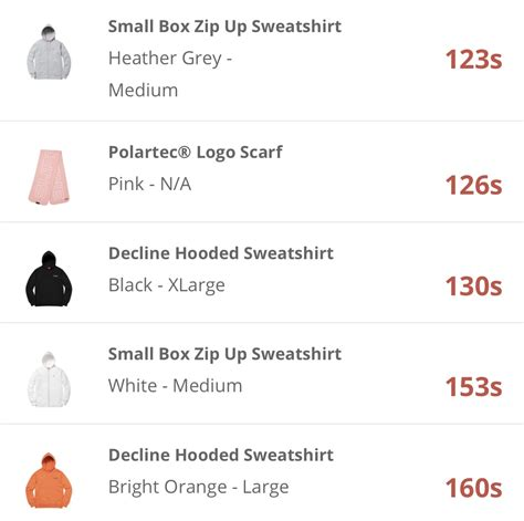 sold out store supreme supreme 公式通販サイトで12月30日 week19に発売予定の新作アイテム スカーフ ソリなど