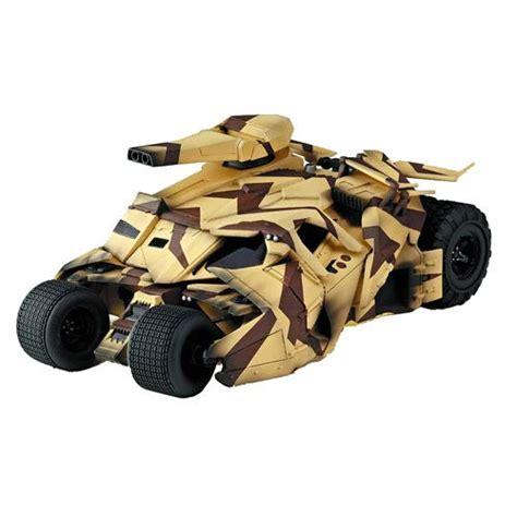 Revoltech Sci Fi Batman Bane Tumbler Cannon Camo batman sci fi revoltech 047 bane s tumbler vehicle