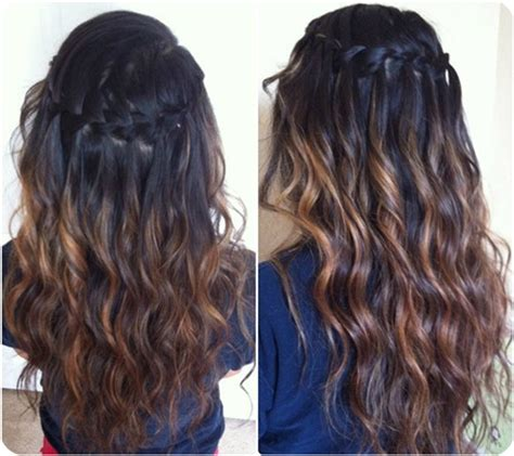 ombre hairstyles black hair top 9 ombre hairstyles for back to school vpfashion