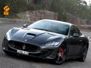 Maserati M 2013 Maserati Granturismo Mc Stradale Au Spec M C Hg