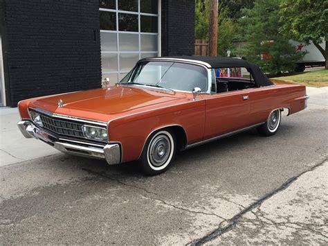 1966 Chrysler Imperial Convertible by 1966 Chrysler Crown Imperial For Sale 2009543 Hemmings