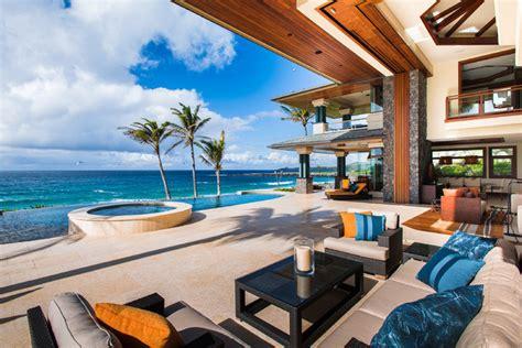 smith brothers pool table hawaiian beachfront tropical patio hawaii by smith