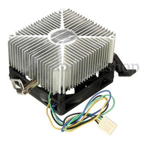 new cpu cooler cooling fan heatsink for amd socket am2 am3 1a02c3w00 up to 95w ebay