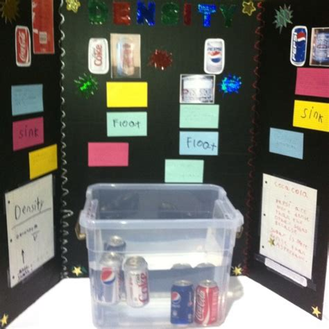 sink or float science fair project 11 best science images on teaching ideas