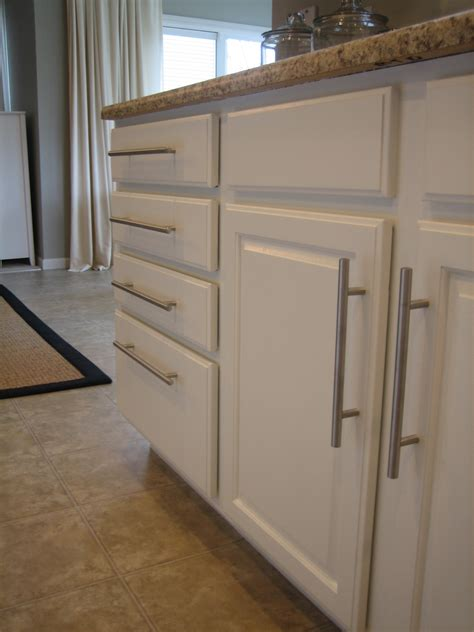 Painted Kitchen Cabinets White | house tweaking