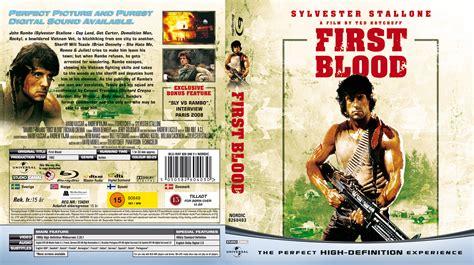 download film rambo 4 blu ray covers box sk rambo first blood nordic blu ray