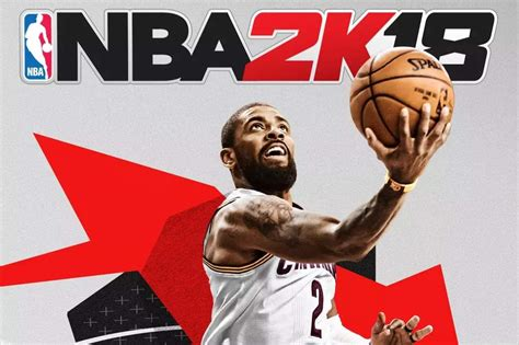 Ps4 Nba 2k18 Nba2k18 kyrie irving becomes the nba 2k18 cover heavy