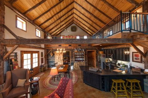 pole barn home interiors most popular plans of pole barn living quarters home