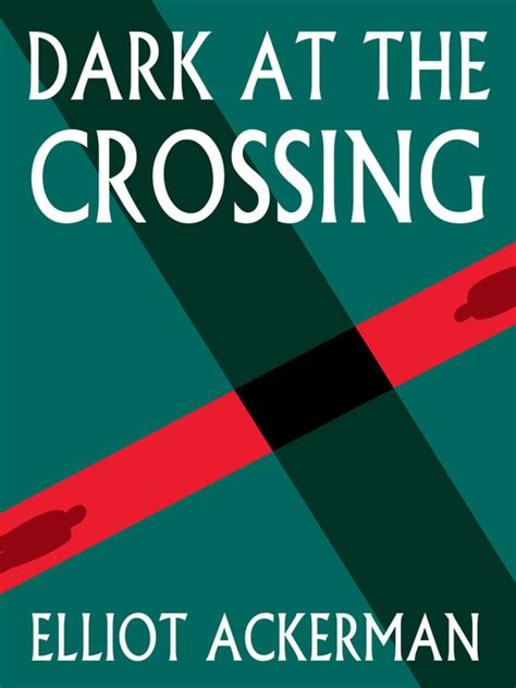 cover image for at the crossing