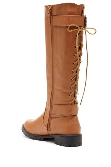 Back Lace Up Riding Boot » Home Design 2017