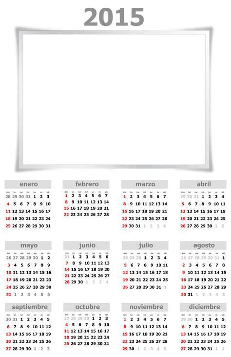 Calendario Mexico 2015 Cosas En Png Calendario 2015 En Espa 241 Ol