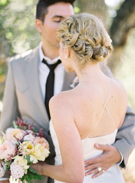 Vintage Wedding Hairstyles With Braids by 25 Of The Most Beautiful Braided Bridal Updos Chic