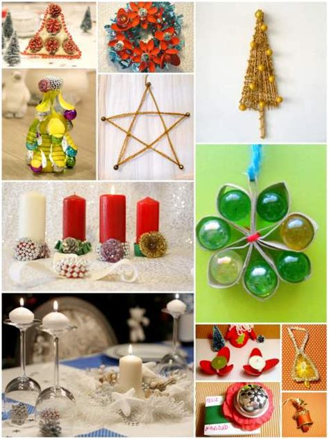 arbol de navidad manualidades reciclado inspiraciones manualidades y reciclaje recopilaci 243 n de