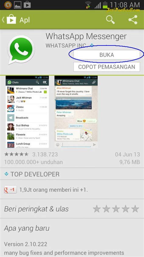 pengalaman cara daftar membuat akun aplikasi whatsapp baru download dan cara instal aplikasi whatsapp jeripurba com