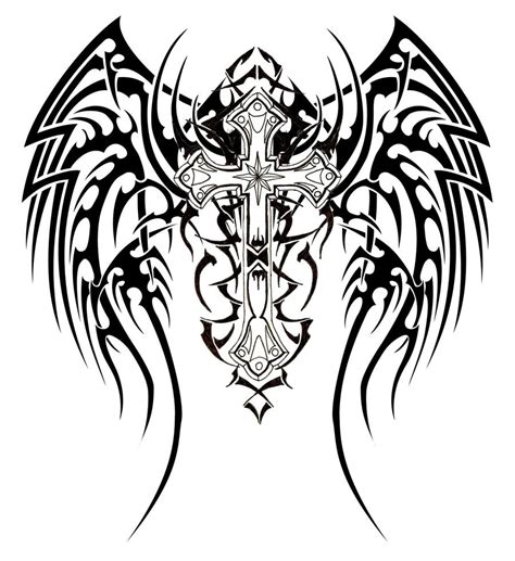 celtic angel tattoo designs tribal tribal tattoos photo 22160609 fanpop