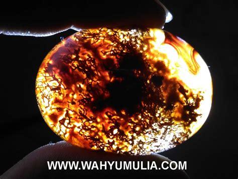 Batu Lumut Antik batu akik badar lumut merah langka kode 382 wahyu mulia