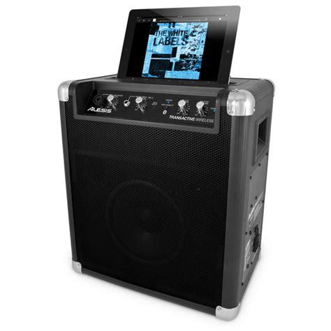 Speaker Bluetooth Aktif Emg S 13 alesis transactive wireless portable active pa speaker