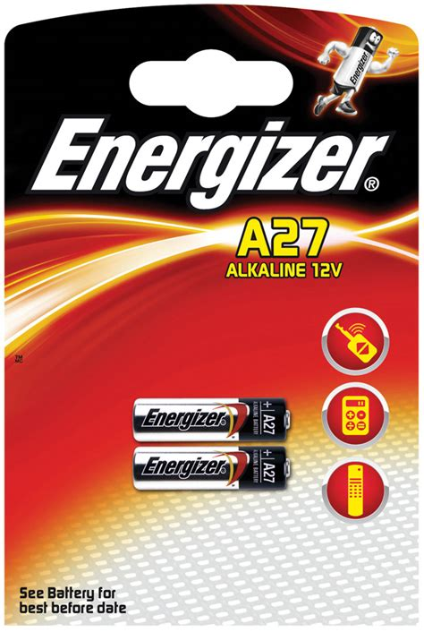Baterai Energizer A27 bateria do pilota samochodowego energizer a27 sklep