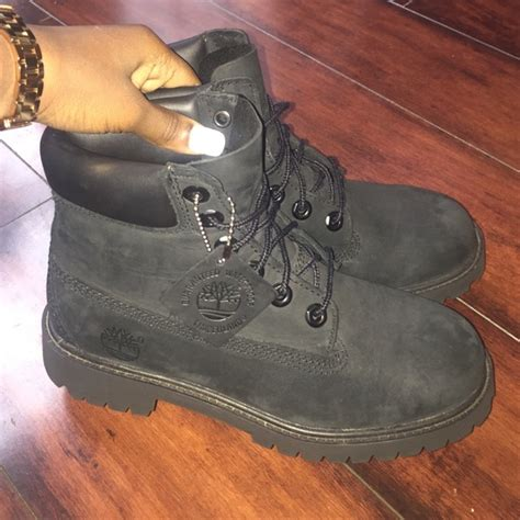 timbs shoes 32 timberland shoes black timbs from s closet