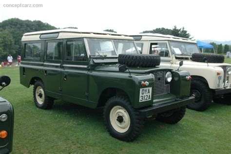 average price of a land rover auction results and sales data for 1961 land rover 109 2a