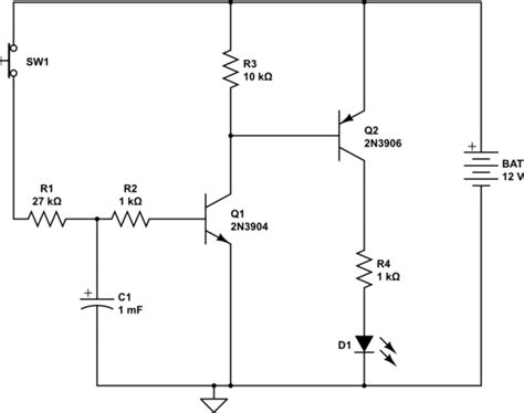 capacitor in timer circuit capacitor timer circuit 28 images capacitor 555 timer how to set values to take an hour
