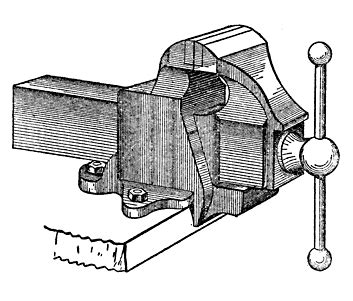 bench vice drawing how to build bench vise drawings with dimensions pdf plans
