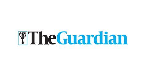 newspaper theme logo the guardian nigeria